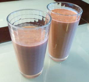 IsaLean chocolate protein shakes