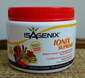 Isagenix Ionix Supreme Natural Fruit