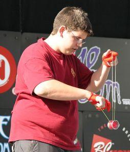 yo-yo champion